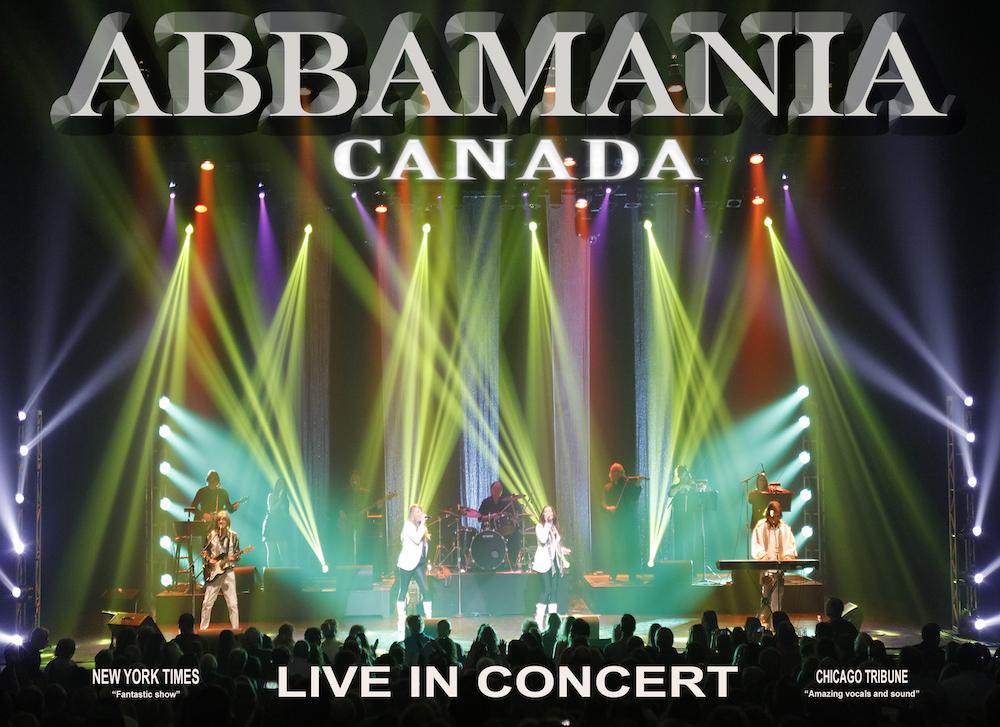 ABBAMANIA LIVE CONCERT SHOT