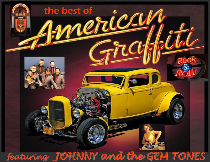 AMERICAN GRAFFITI Johnny GT