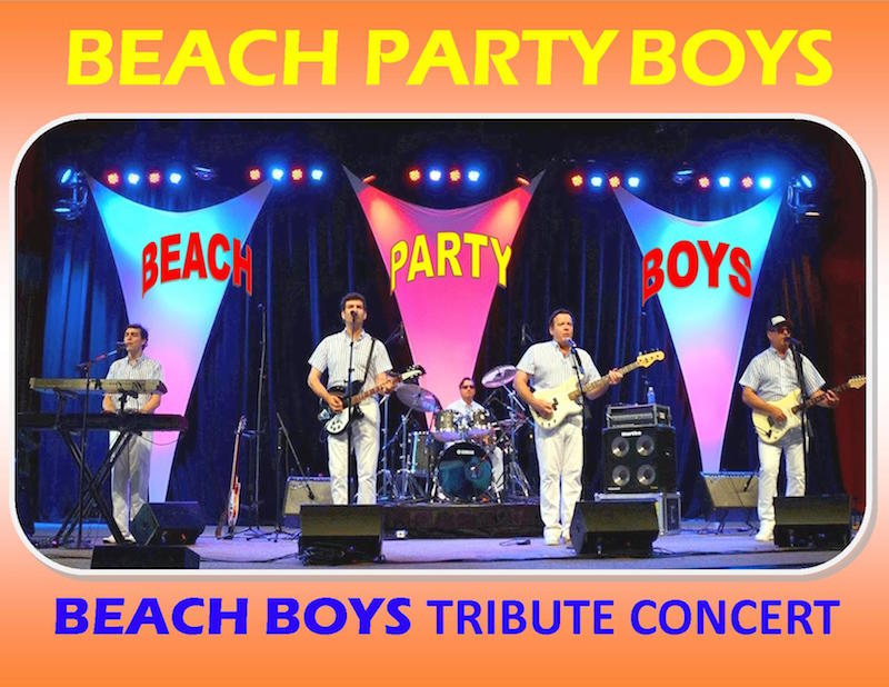 Beach Party Boys April 2016