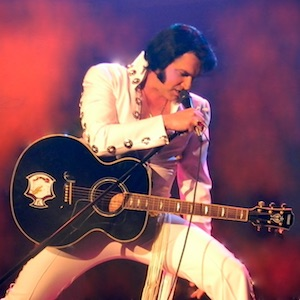 Elvis Presley – The Tim 'E' Show