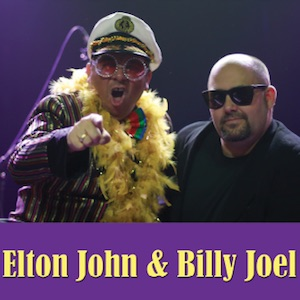 Billy Joel & Elton John – Face 2 Face