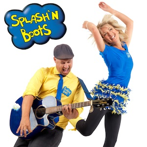 Children / Family Show – Splash'N Boots
