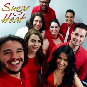 Latin Show – Sugar Heat
