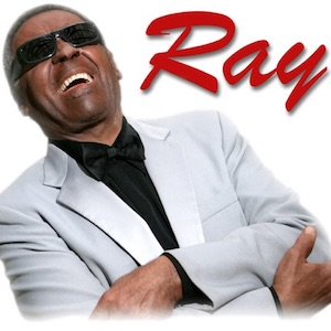 "Ray Charles – ""Ray"" The legend lives"