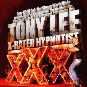 Hypnotist – Tony Lee