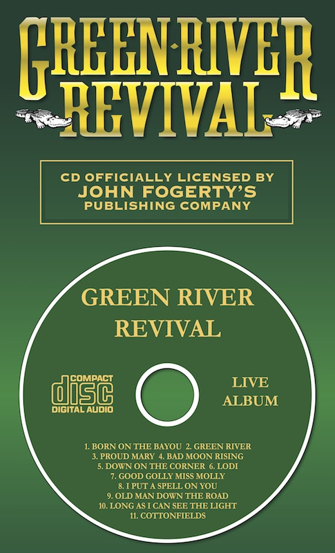 GREEN RIVER REVIVAL CD