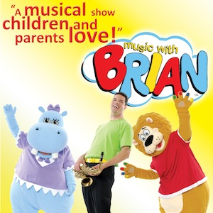Children / Family Show – Music With Brian
