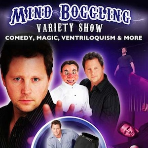 Comedian, Magician and Ventriloquist – Andy Gross