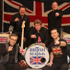 British Invasion – British Beat 66