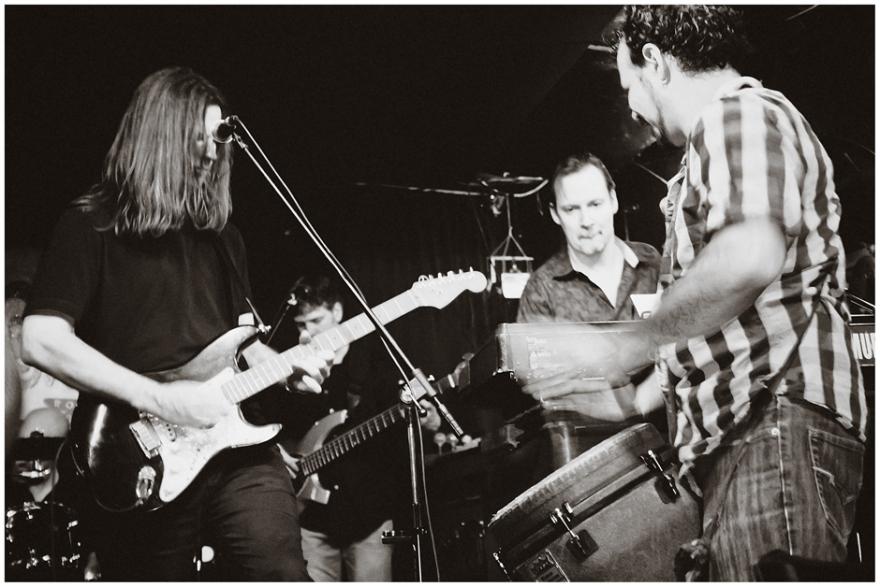 Dave Murphy Band 2