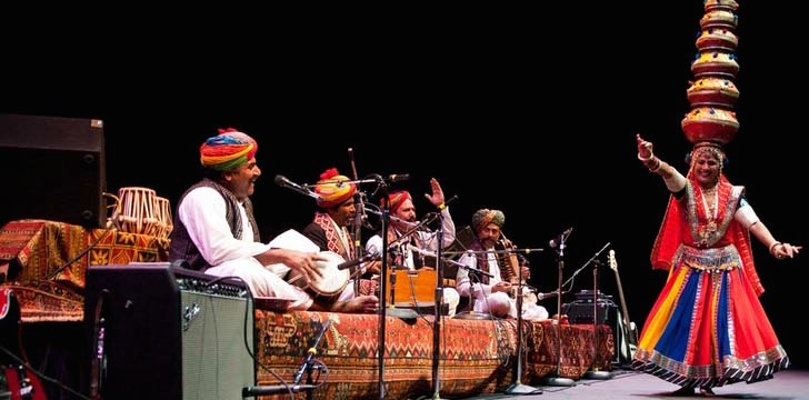 Rhythm of Rajasthan 2