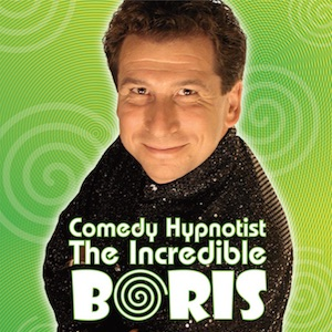 Hypnotist – The Incredible Boris