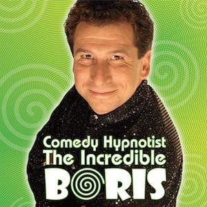 Hypnotist – The Incredible Boris
