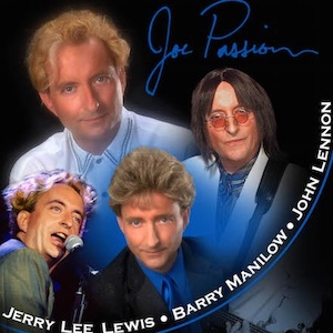 Jerry Lee Lewis, Barry Manilow & John Lennon – Joe Passion