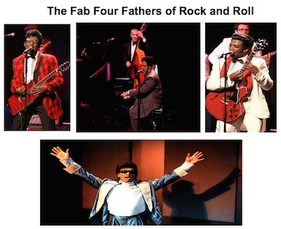 Fab Four Fathers 1