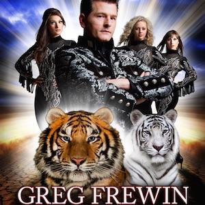 Magician – Greg Frewin