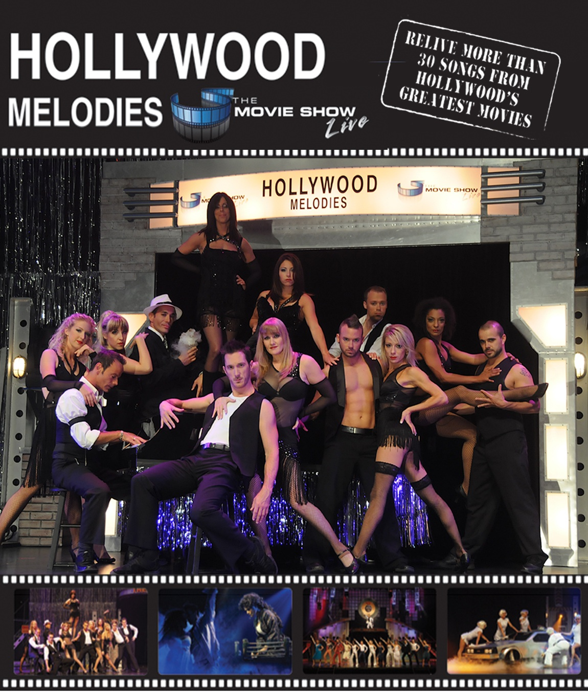 Hollywood Melodies 1