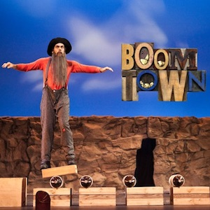 Cirque Mechanics – Boom Town