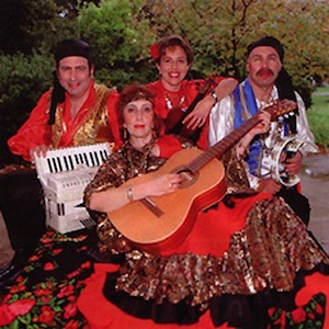 The Gypsy (ROMA) Flame Show Band