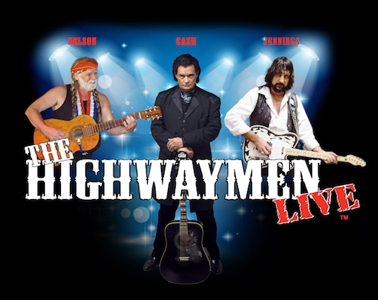 Highwaymen Live 1