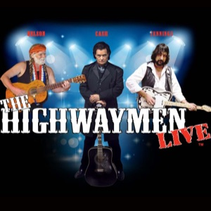 Waylon Jennings, Willie Nelson and Johnny Cash – Highwaymen Live
