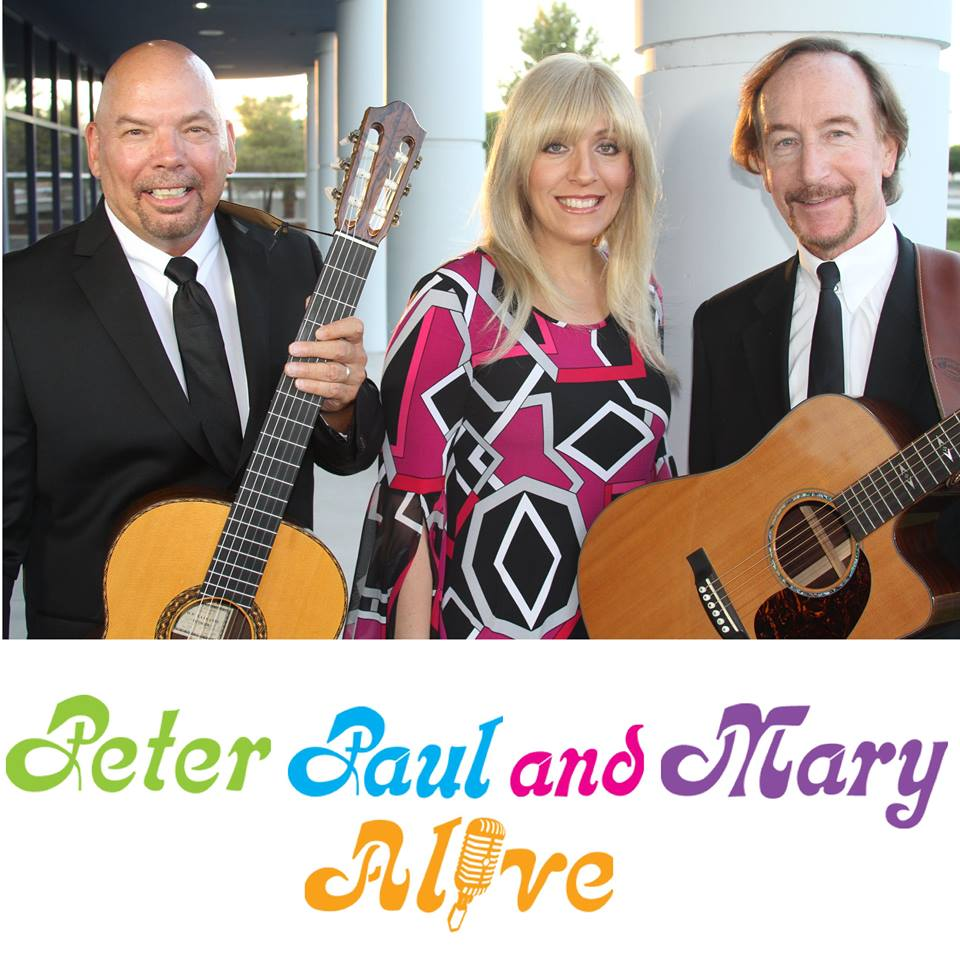 Peter Paul and Mary Alive 2