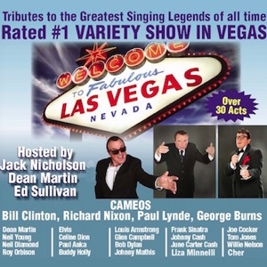 Legends Show – Las Vegas Tribute Show