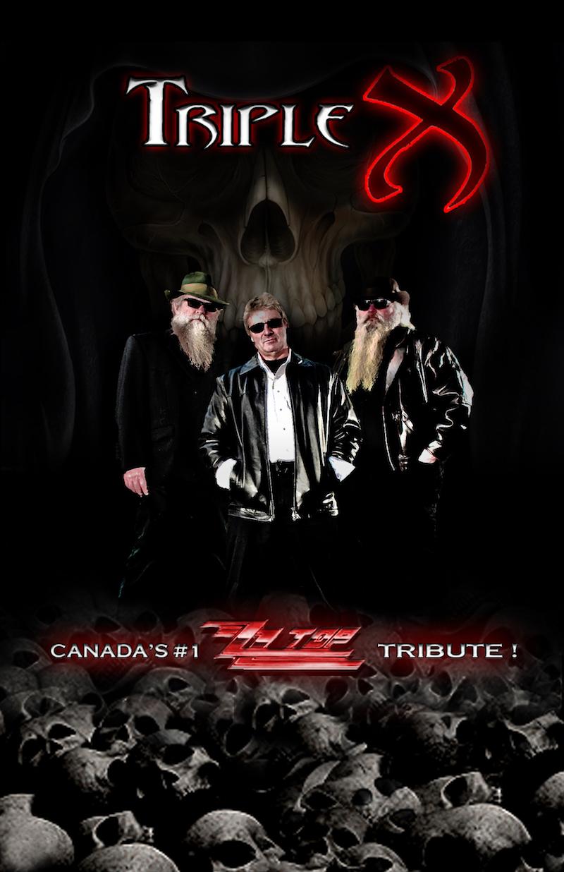 Triple X poster