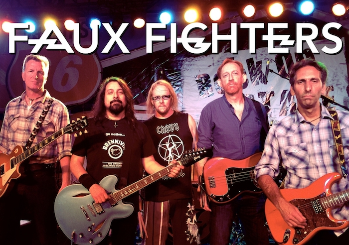 Faux Fighters 4