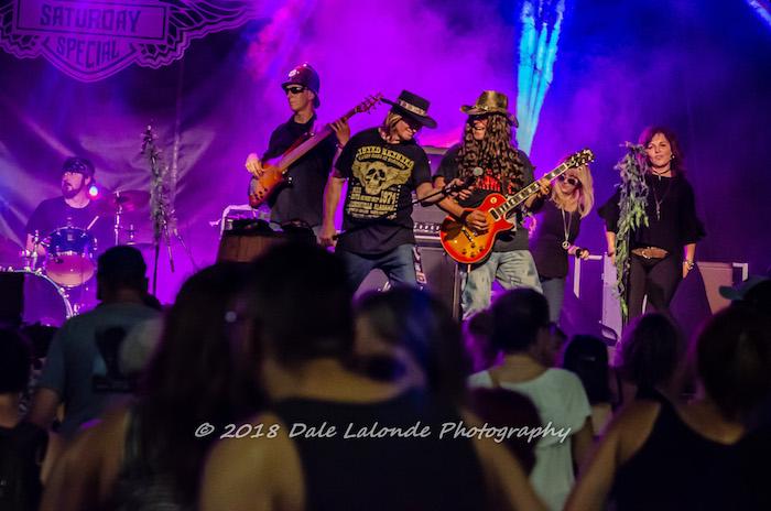 Elliot Lake Uranium Festival Saturday Night Special 2018