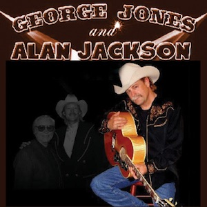Alan Jackson & George Jones – Gone Country