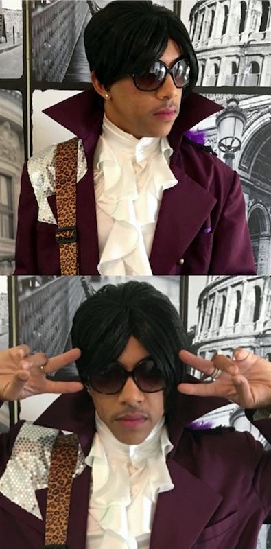 Prince Purple Madness Tribute Show 2