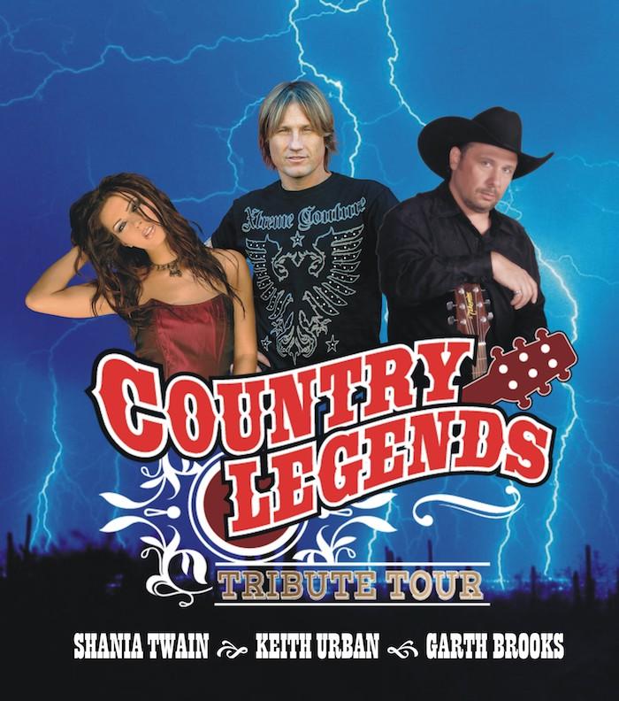 Country Legends Shania