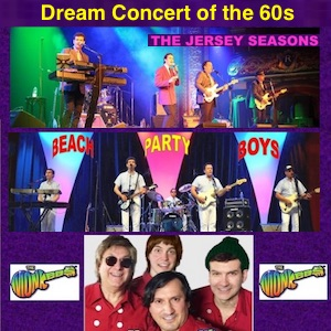 Dream Concert of the 60s
