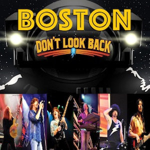 Boston – Don't Look Back