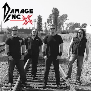Metallica – Damage Inc