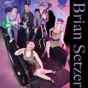 Brian Setzer Orchestra –  Rock This Town Orchestra
