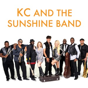 KC and The Sunshine Band – The Sunshine Experience