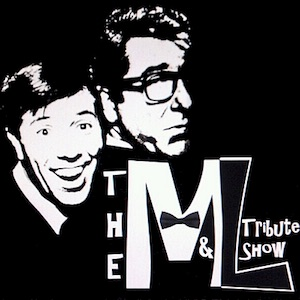 Martin and Lewis – The Martin and Lewis Tribute Show