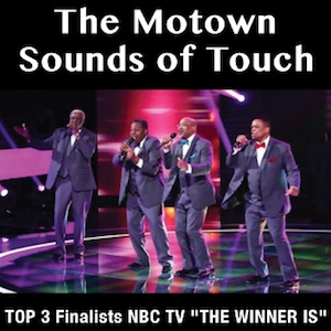 Motown – The Motown Sounds of Touch