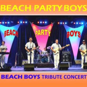 Beach Boys – Beach Party Boys