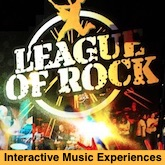 League Of Rock – Interactive Music Experiences