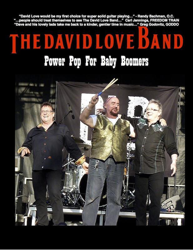 The David Love Band 1