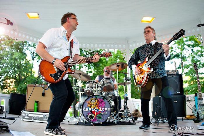 The David Love Band 2