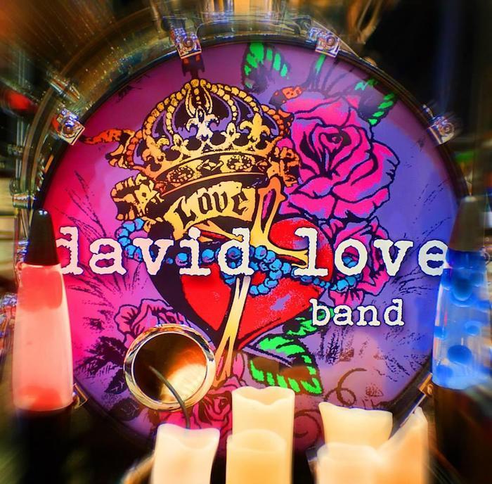 The David Love Band 3