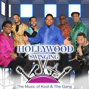 Kool & the Gang – Hollywood Swinging