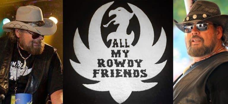 All My Rowdy Friends 4