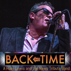 Huey Lewis and the News – Back in Time