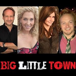 Little Big Town – Big Little Town