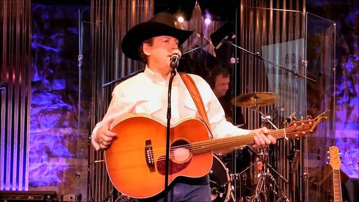 George Strait Derek Spence S Tribute To George Strait
